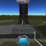 Картинки из игры Kerbal Space Program