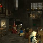 Скриншоты из игры LEGO Harry Potter Years 1 4
