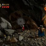 Скриншоты из игры Lego The Lord of the Rings