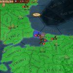 Скриншоты из игры March of the Eagles