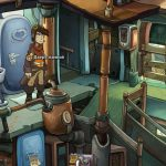 Картинки из игры Deponia