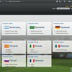 Скрины к игре Football Manager 2013