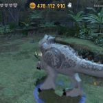 Скрины к игре LEGO Jurassic World