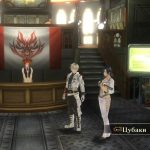 Скриншоты из игры God Eater Resurrection