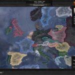 Скриншоты из игры Hearts of Iron 4