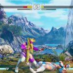 Скриншоты из игры Street Fighter 5