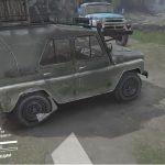 Скриншоты из игры Spintires