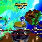 Скриншоты из игры Sonic Lost World