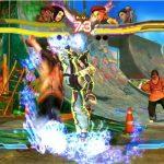 Скриншоты из игры Street Fighter X Tekken