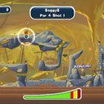 Скриншоты из игры Worms Crazy Golf