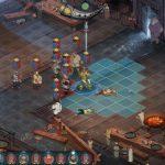 Скриншоты из игры The Banner Saga