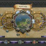 Скриншоты из игры Warlock Master of the Arcane