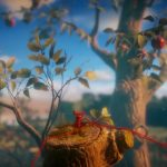 Скриншоты из игры Unravel