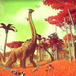 Скриншоты из игры No Mans Sky