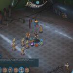 Скриншоты из игры The Banner Saga 2