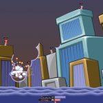 Скриншоты из игры Worms Reloaded