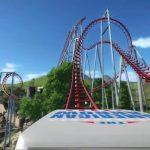 Скриншоты из игры Planet Coaster