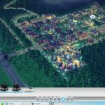 Скрины к игре SimCity Cities of Tomorrow