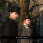 Скрины к игре The Testament of Sherlock Holmes