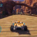 Скрины к игре Sonic and Sega All Stars Racing