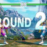 Скрины к игре Street Fighter 5