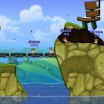 Скрины к игре Worms Reloaded