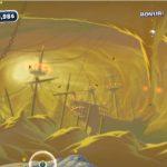 Скрины к игре Worms Crazy Golf
