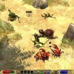 Скрины к игре Titan Quest
