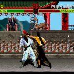 Картинки из игры Mortal Kombat Arcade Kollection