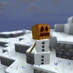 Скриншоты из игры Minecraft