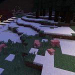 Скрины к игре Minecraft