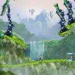 Скриншоты из игры Rayman Origins