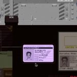 Скрины к игре Papers Please